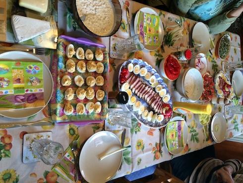 Húsvéti receptek az egészség jegyében